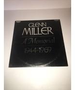 """GLENN MILLER, A MEMORIAL 1944-1969, 2-12"""" VINYL LPs 1969 - $5.99"""