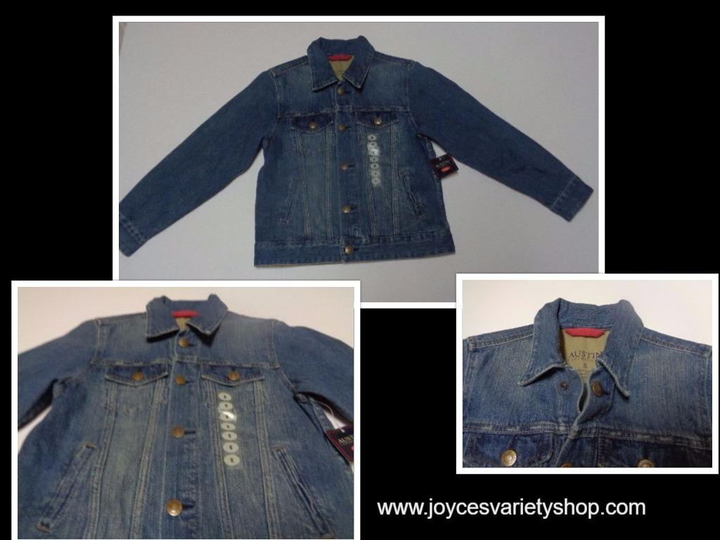 Austin jean jacket medium wash collage 2017 06 26