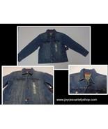 Blue Jean Jacket Austin Clothing Co. Junior Girl's SZ S Medium Wash NWT - $14.84