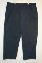 "Dickies Heavy Pants, Navy Blue, Men's 42"" Waist X 30"" B299 - $18.22"
