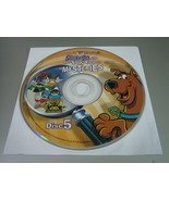 Kellogg's Promo Scooby-Doo and the Toon Tour of Mysteries Disc 5 (DVD-RO... - $13.85