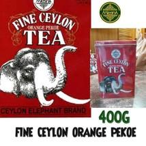 Mlesna Fine Ceylon Orange Pekoe long Leaf Loose Tea in Caddies 400gms net - $31.00
