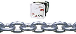 1/4-In. Proof Coil Chain, 100'  Sold In Store by the Foot - $184.13