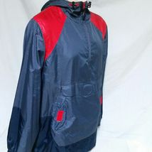 VTG 90s Tommy Hilfiger Jeans Windbreaker Jacket Colorblock Sailing Coat Medium image 7