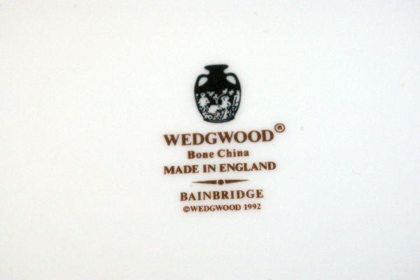 Wedgwood 1993 Bainbridge  Dinner Plate