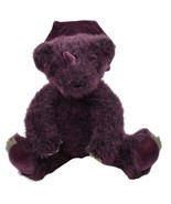 "Vermont Teddy Bear BearAnimal Dinobear Plush Stuffed Animal 10"" Purple - $59.35"