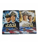JAG Season 1 & 2 - DVD TV Shows First Used Second New J.A.G. CBS Paramount - $12.99