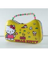 Sanrio Hello Kitty Tin Lunchbox Pink Tin Purse Girls Christmas Gift Lunc... - $14.84