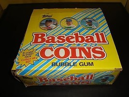 1989 Topps Baseball Coins Unopened Box 36 Packs 3 Per Mint Condition Cal... - $22.49