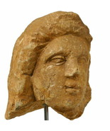 ALEXANDER The GREAT Limestone Male Hd.Ancient Roman Egyptian from ARTE P... - $1,435.50
