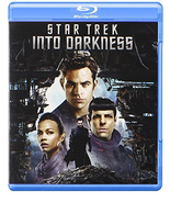 Star Trek Into Darkness (Blu-ray + DVD) (2013) - $3.95