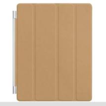 Apple iPad 2 Leather Smart Cover, Tan - $14.84