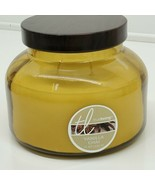 True Living Essentials vanilla chai Scented Candle 15 oz 2 wick (dw) - $17.82