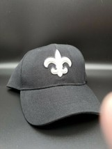 New Orleans Saints New Era Adjustable Cap White Logo - $15.20