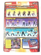 The Rock WWF WWE Jakks Action Figure Signature Series 4 1999 Dwayne Johnson image 2