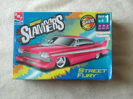 AMT/Ertl Snapfast Slammers Street Fury #30007 FACTORY SEALED - $19.79