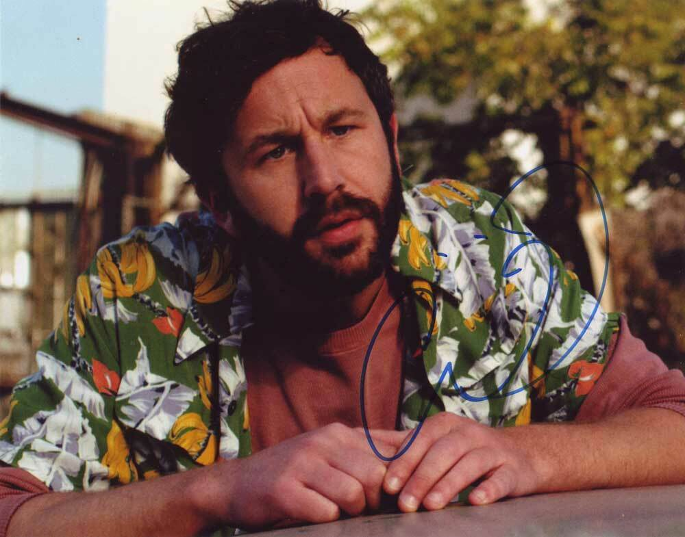 Primary image for Chris O'Dowd In-Person AUTHENTIC Autographed Photo COA SHA #87764