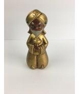 Vintage Wise Man Plasterware Figure Star Handpainted Made in Japan Chris... - $24.74