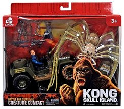 Kong Skull Island Battle for Survival Creature Contact Spider  - $14.99