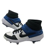 Nike Alpha Huarache Elite 2 Mid Baseball Cleats White AJ6874-104 Men  Si... - $29.70