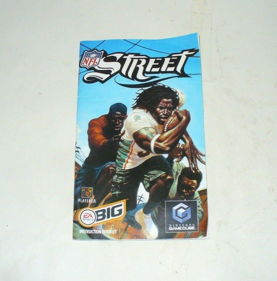 NFL Street (Nintendo GameCube, 2004) Disc Only