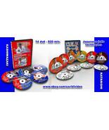 Judo collection:H. Katanishi 10DVD + 5 DVD K. Kashiwazaki 820 min. - $37.14