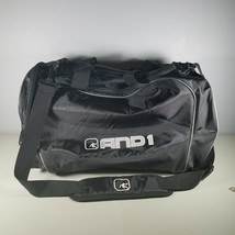 """AND1 Duffel Gym Bag Sports 19""""x 13"""" x 9"""" With Zippers Handle - $14.99"""