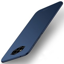 MOFI Frosted PC Ultra-thin Full Coverage Case for Nokia 9 (Blue) - $6.04