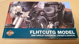 2009 Harley Davidson FLHTCUTG Tri Glide Ultra Models Owner's Manual 8339-09 - $26.90