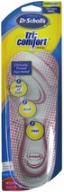 Dr Scholl's Tri Comfort Orthotics for Women - Size (6-10) NEW - $18.80