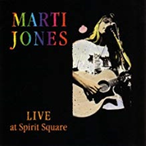 Live At Spirit Square  by Marti Jones Cd