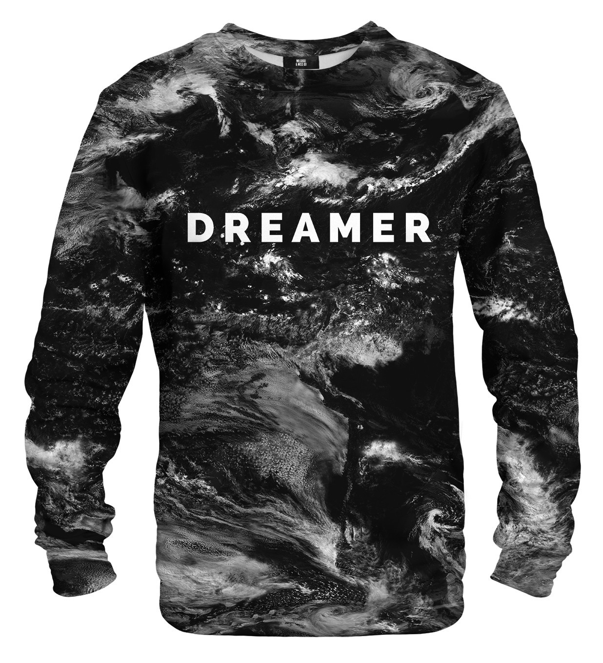 Dreamer Printed Sweatshirt | Unisex | XS-2XL | Mr.Gugu & Miss Go