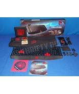 Thermaltake TTe Sports KB-CHP001US Challenger Pro Gaming Wired Keyboard ... - $34.64