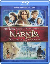 Disney Chronicles of Narnia: Prince Caspian (Blu-ray/DVD, 2-Disc Set)