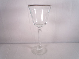 Mikasa Briarcliffe Water Goblet - $29.65