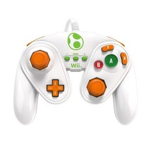 Wii U Remote Controller, Pdp Yoshi Fight Pad Control Game Wii U Controll... - $22.99