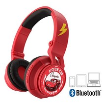 Cars 3 Bluetooth Headphones Disney Pixar Movie Wireless Kid Friendly Sou... - $41.22