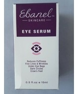 Ebanel Skincare Eye Serum for Puffiness Dark Circles Eye Bags & Wrinkles  - $4.64