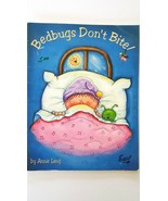 Bedbugs Don't Bite By Annie Lang Decorative Painting - $4.90