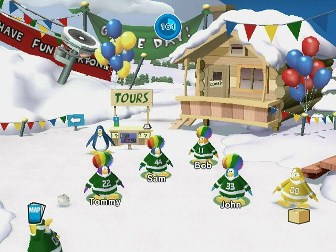 Club Penguin: Game Day! image 2