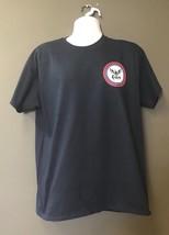 USN US Navy VETERAN Naval Logo Navy Blue Short Sleeve Morale T-Shirt - $24.74+