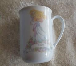 "Precious Moments Mug/Cup ""Pam"" Ceramic Tea/Coffee Cup 1989 - $22.99"