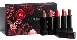 Shiseido ModernMatte Powder Lipstick Expressive Deluxe Set  Brand New   ... - $35.99