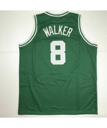 New KEMBA WALKER Boston Green Custom Stitched Basketball Jersey Size Men... - $49.99
