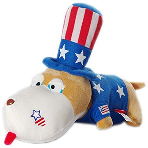 [Gentleman] Cute Puppy Plush Doll Purification Car Doll/Car Decoration,145.5''