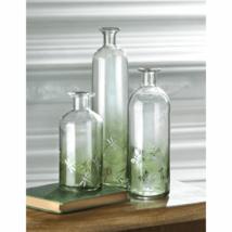 (KO) Apothecary Style Glass Bottle (L) - $22.00