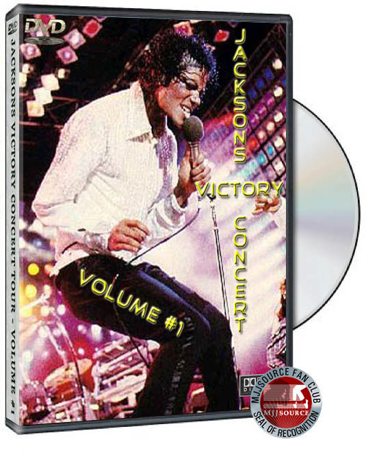 Michael Jackson : Victory Tour Unleashed and 50 similar items