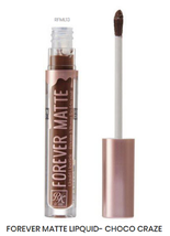 RK BY RUBY KISSES FOREVER MATTE LIQUID LIPSTICK 'RFML13' CHOCO CRAZE - $1.87
