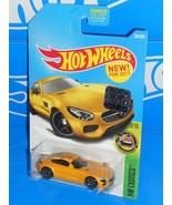 Hot Wheels 2017 Factory Set New For 2017 HW Exotics '15 Mercedes-AMG GT ... - $4.00