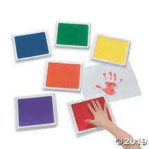 Cool Classic Giant Color Stamp Pad Set - $24.99